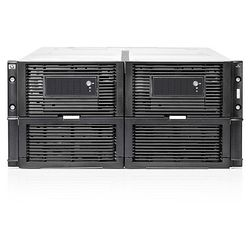 HPE D6000 disk array 70 TB Rack (5U) Zwart, Metallic