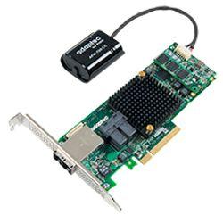 Adaptec 8885Q PCI Express x8 3.0 12Gbit/s RAID controller