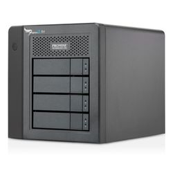 Promise Technology 8TB Pegasus 2 R4 Opslagserver Mini Toren