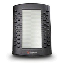 Polycom 2200-46350-025 Zwart telefonie switch
