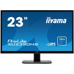 "iiyama ProLite XU2390HS 23"" Full HD IPS Zwart computer monitor"