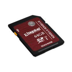 Kingston Technology SDXC UHS-I U3 64GB 64GB SDXC UHS Klasse