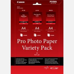 Canon PVP - 201 A4 Wit pak fotopapier