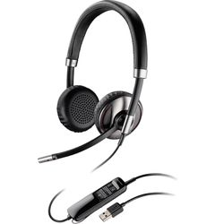 Plantronics C720 Stereofonisch Hoofdband Zwart hoofdtelefoon