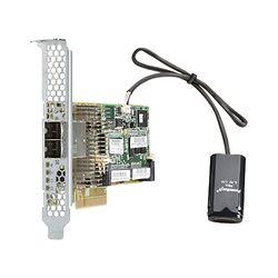 HPE Smart Array P431/4GB FBWC 12Gb 2-ports Ext SAS PCI