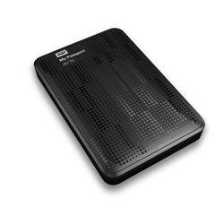 Western Digital My Passport AV-TV 1TB externe harde schijf 1000 GB Zwart
