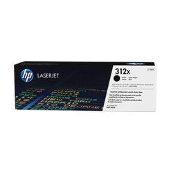 HP 312X originele high-capacity zwarte LaserJet tonercartridge