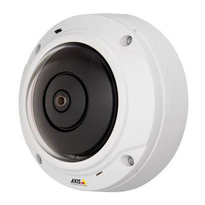 Axis M3027-PVE IP-beveiligingscamera Buiten Doos 2592 x 1944