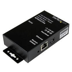 StarTech.com 1-poort RS232 Seriële Ethernet Device Server