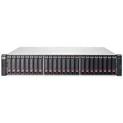 HPE MSA 1040 Rack (2U) Zwart, Roestvrijstaal disk array