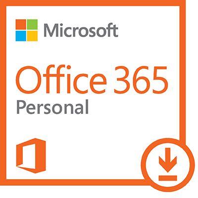 Microsoft Office 365 Personal 1 licentie(s) 1 jaar Meertalig