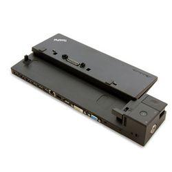Lenovo 40A10065DK USB 2.0 Zwart notebook dock & poortreplicator