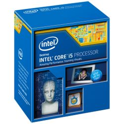 Intel Core i5-4460 3.2GHz Socket 1150