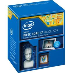 Intel ? Core i7-4790, 3,6 GHz (4,0 GHz Turbo Boost)-BX80646I74790