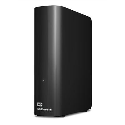 Western Digital WD Elements Desktop 3.5 Inch Externe HDD