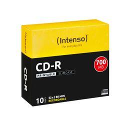 CDR80 700MB 52x(10)SC