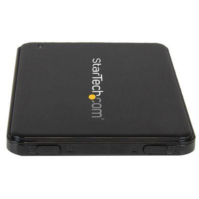 StarTech.com 2,5 inch USB 3.0 SATA-harde-schijfbehuizing met UASP voor compacte 7 mm SATA III SSD/HDD