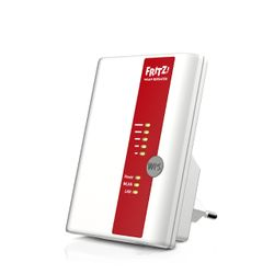 AVM FRITZ!WLAN Repeater 450E International 450Mbit/s Rood