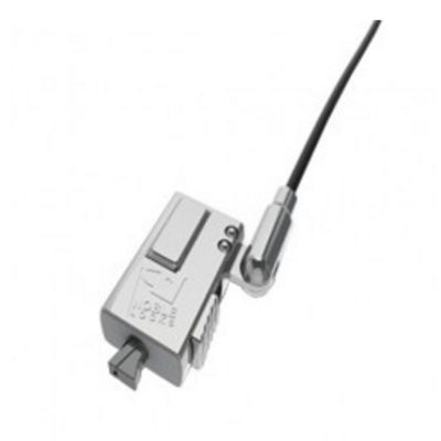 Compulocks WDG08 kabelslot Zwart, Zilver