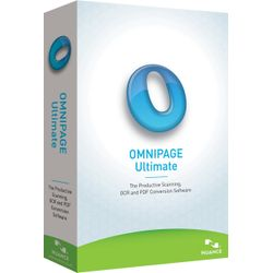 Nuance OmniPage Ultimate-E709F-K00-19.0