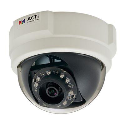 ACTi E56 bewakingscamera IP-beveiligingscamera Binnen Dome
