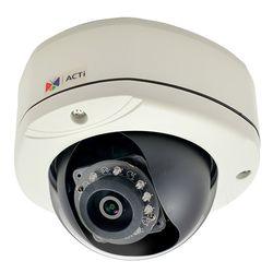 ACTi E77 IP-beveiligingscamera Buiten Dome Zwart, Wit 3648 x