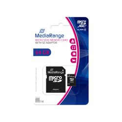 MediaRange 64GB MicroSDXC 64GB MicroSDXC Klasse 10
