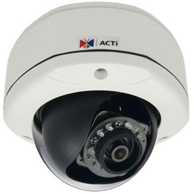 ACTi D72A bewakingscamera IP-beveiligingscamera Buiten Dome