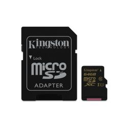 microSDXC Card UHS-I 64