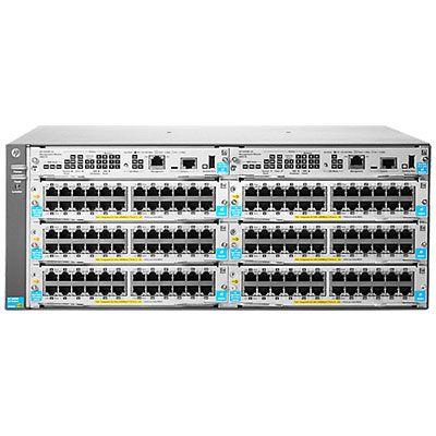HPE 5406R zl2 netwerkchassis Grijs