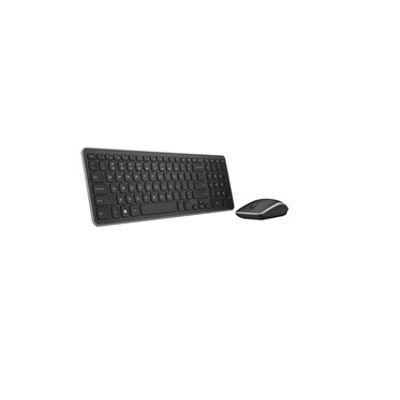 DELL KM714 toetsenbord RF Draadloos QWERTY Engels Zwart