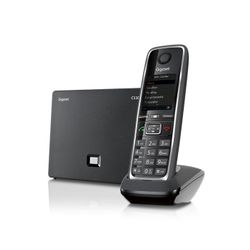 Gigaset C530 IP Draadloze handset Zwart IP telefoon