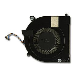 HP Fan assembly