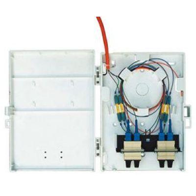 Molex WFR-00028-02 alarmsysteembehuizing Wit Kunststof