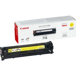 Canon 716 Y Cartridge 1500pagina's Geel