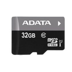 ADATA 32GB microSDHC Class 10 UHS-I + microReader Ver.3 32GB