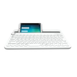 Logitech Bluetooth Multi-Device Keyboard K480, Wit