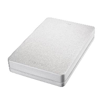 Toshiba Canvio Alu externe harde schijf 2000 GB Zilver