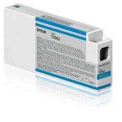 Epson inktpatroon Cyan T596200 UltraChrome HDR 350 ml