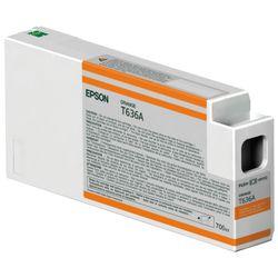 Epson inktpatroon Orange T636A00 UltraChrome HDR 700 ml
