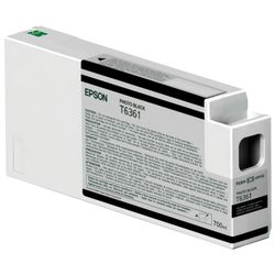 Epson inktpatroon Photo Black T636100 UltraChrome HDR 700 ml