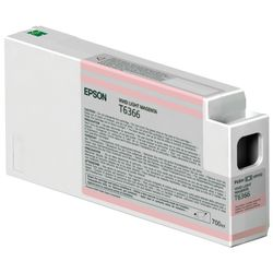 Epson inktpatroon Vivid Light Magenta T636600 UltraChrome
