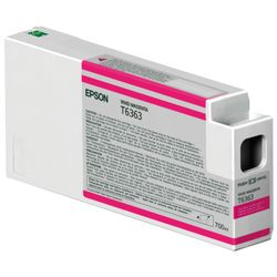 Epson inktpatroon Vivid Magenta T636300 UltraChrome HDR 700