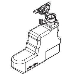 KYOCERA 302LV93020 Laser/LED-printer Afvaltonercontainer reserveonderdeel voor printer/scanner