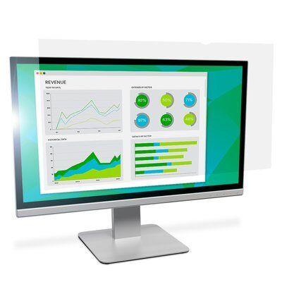 3M 98044059750 schermfilter Randloze privacyfilter voor schermen 54,6 cm (21.5
