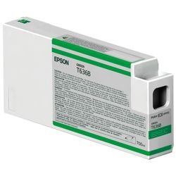 Epson inktpatroon Green T636B00 UltraChrome HDR 700 ml