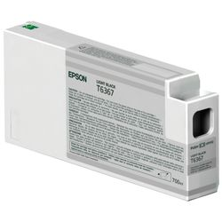 Epson inktpatroon Light Black T636700 UltraChrome HDR 700 ml