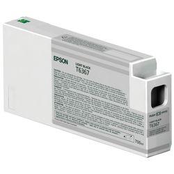 Epson inktpatroon Light Black T636700 UltraChrome HDR 700 ml