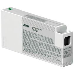 Epson inktpatroon Light Light Black T636900 UltraChrome HDR
