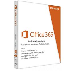 Microsoft Office 365 Business Premium, 1Y, OLP NL-9F4-00003